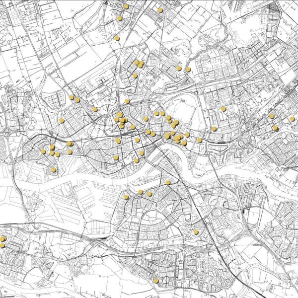 Rotterdam 75 architectuur projecten